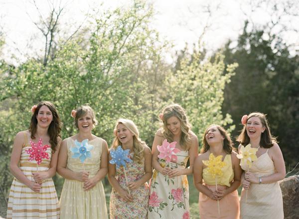 Southern-weddings-pinwheel-bouquets1