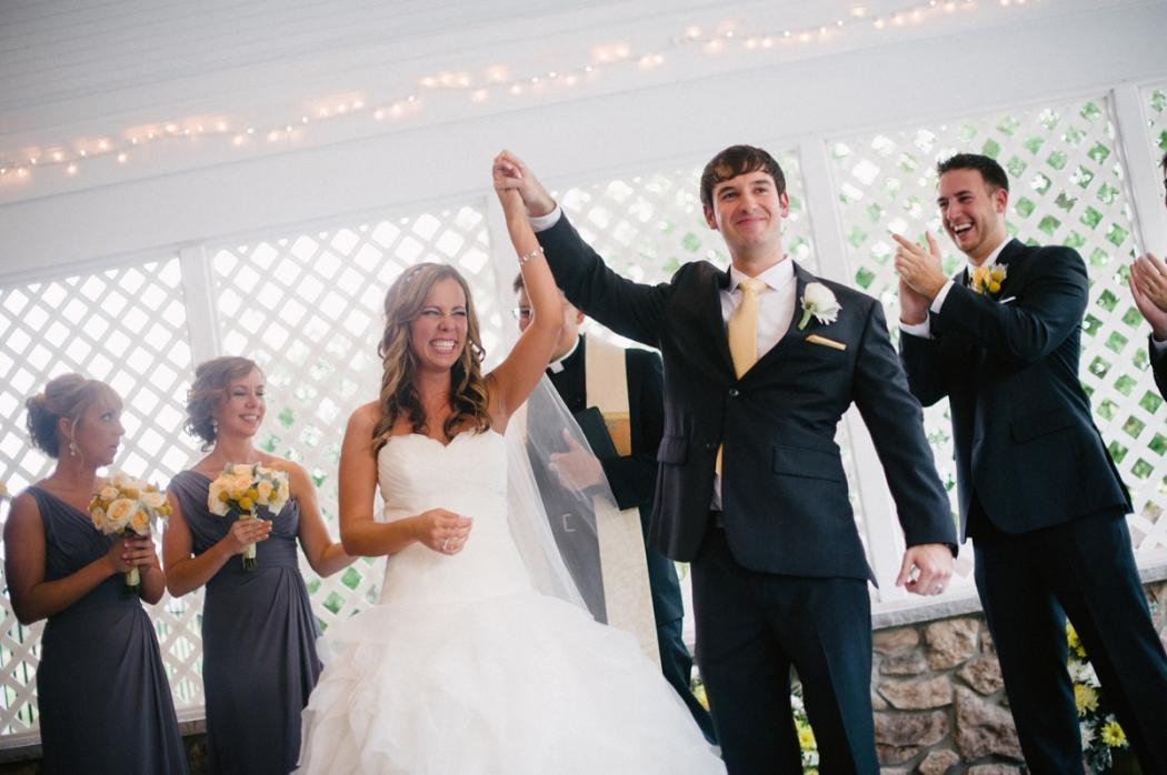 Philadelphia Wedding Rivercrest Country Club 20pp W1050 H698