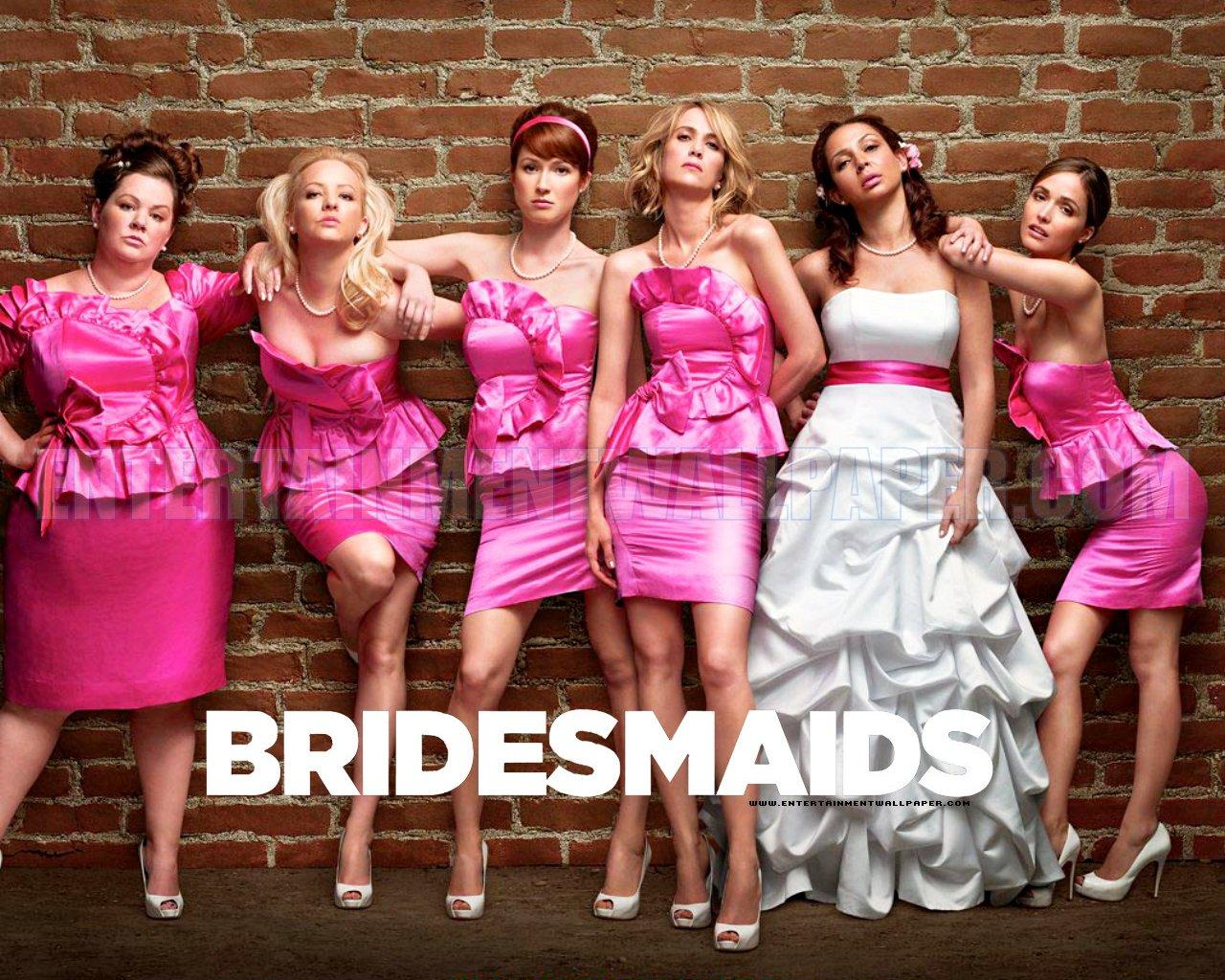 bridal shower themes bridesmaids the movie