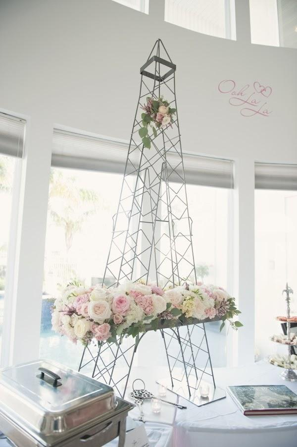Bridal Shower Invitations Paris Theme as adorable invitation design