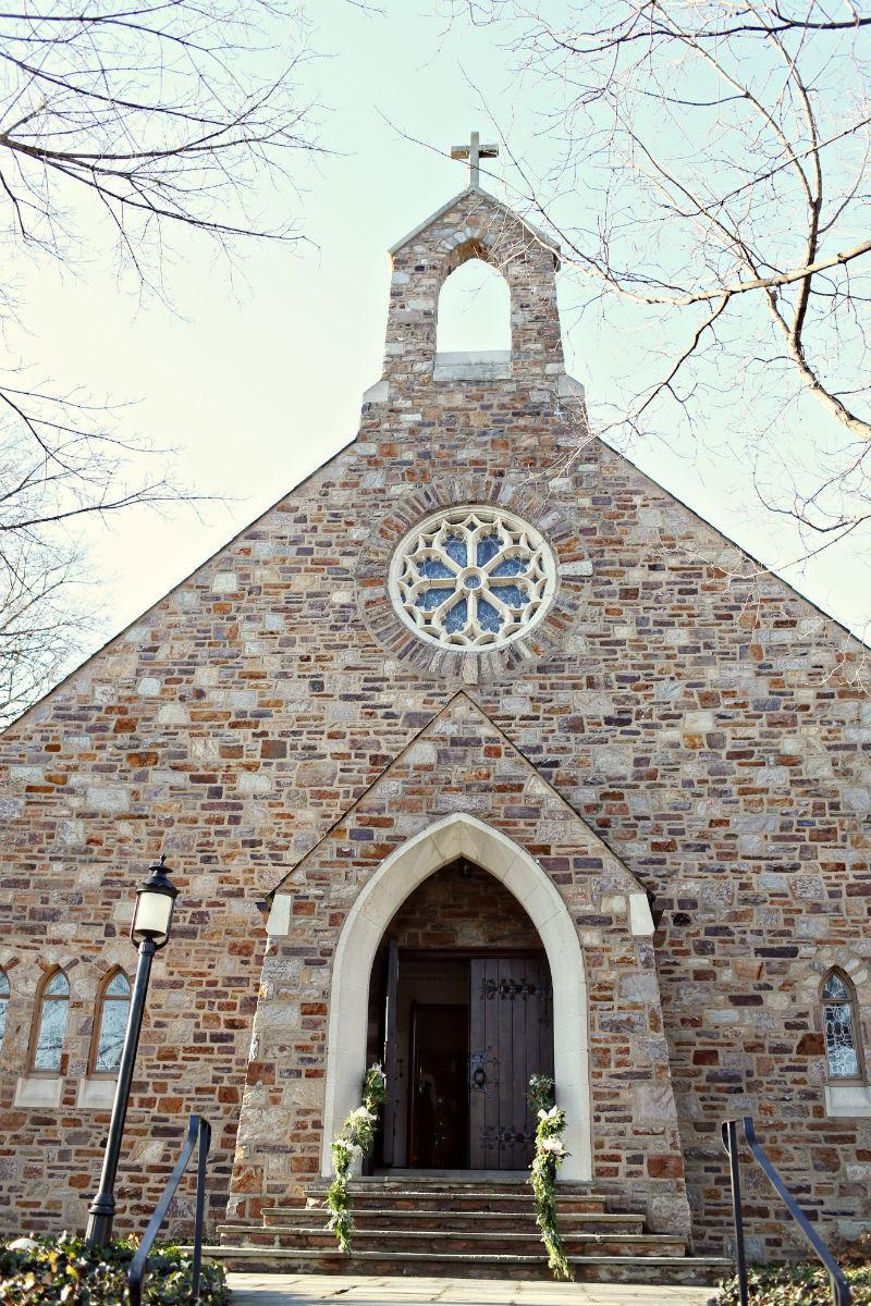 Philadelphia-Wedding-Planner-Event-Planning-New-Jersey-Delaware-Church-Wedding-Winter-Wedding-Gladwyne