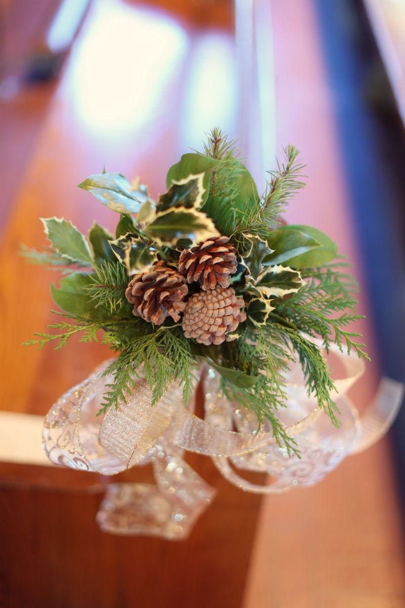 Philadelphia-Wedding-Planner-Event-Planning-New-Jersey-Delaware-Winter-Wedding-Decor-Pinecones