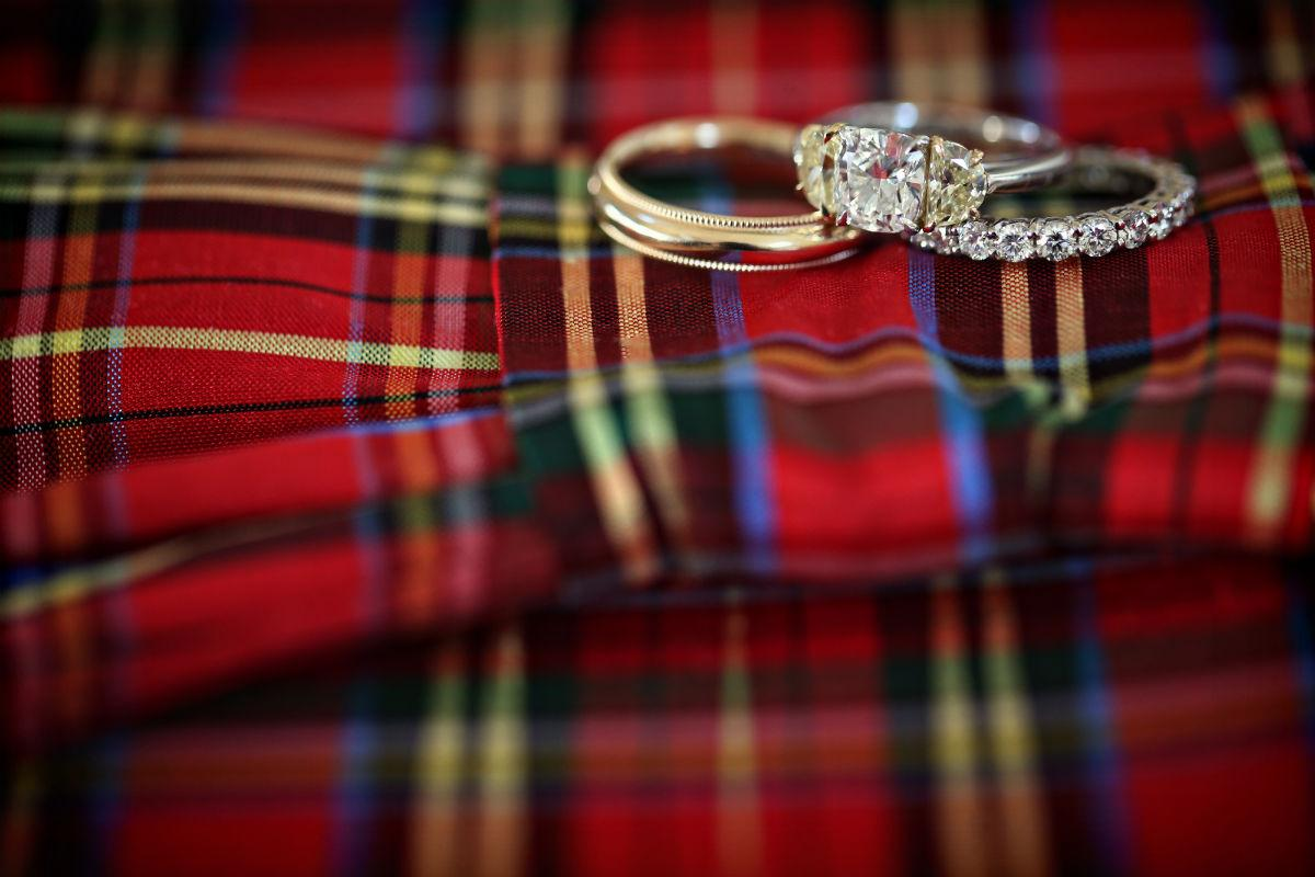 Philadelphia-Wedding-Planner-Plaid-Clutch-New-Jersey-Delaware-Event-Planning-Pennsylvania-Wedding-Rings