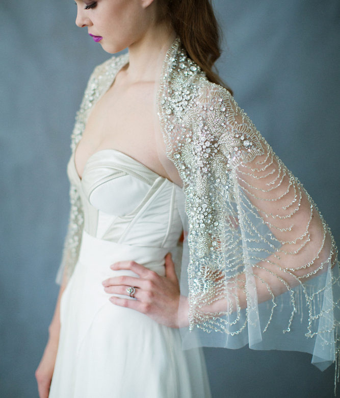 Wedding Dress Cover Ups | Philly In Love