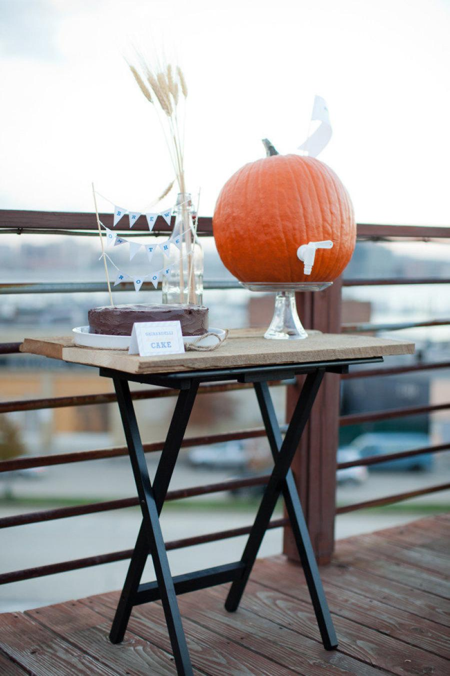 "10 Ways to Add ""Pumpkins"" Into Your Fall Wedding Philly In Love Philadelphia Weddings"