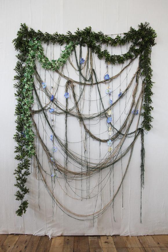 DIY Wedding Inspiration Photo Booth Backdrops