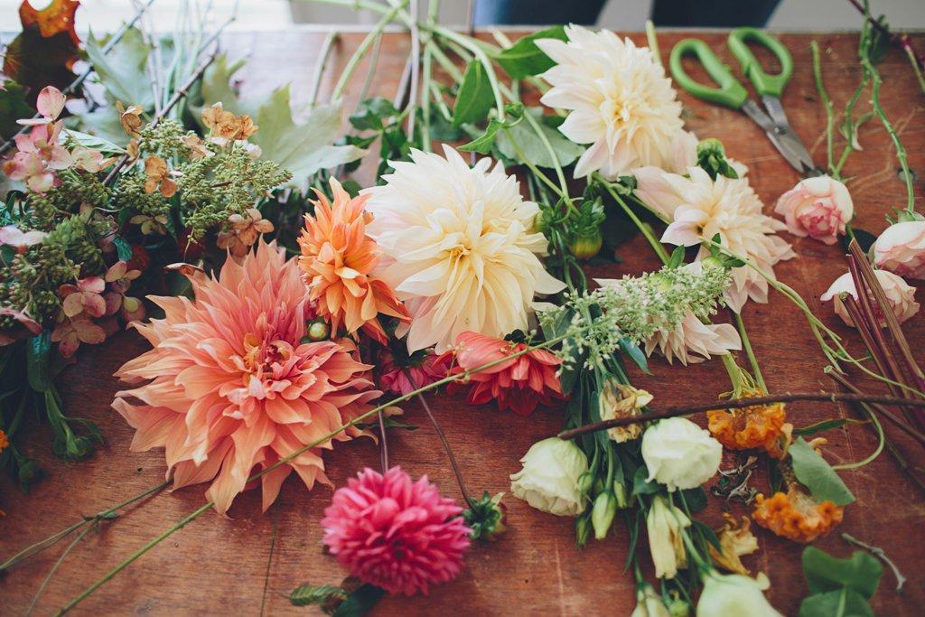 Seasonal Bouquet Project-0210