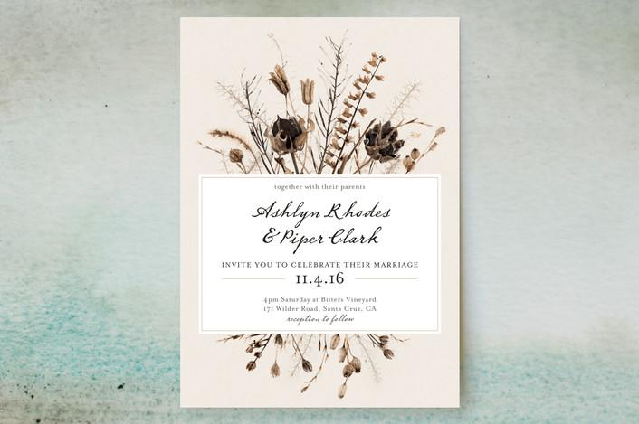 Wedding Inspiration Wedding Invitations From Minted A 125