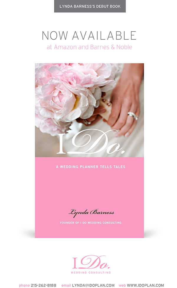 I Do: A Wedding Planner Tells Tales