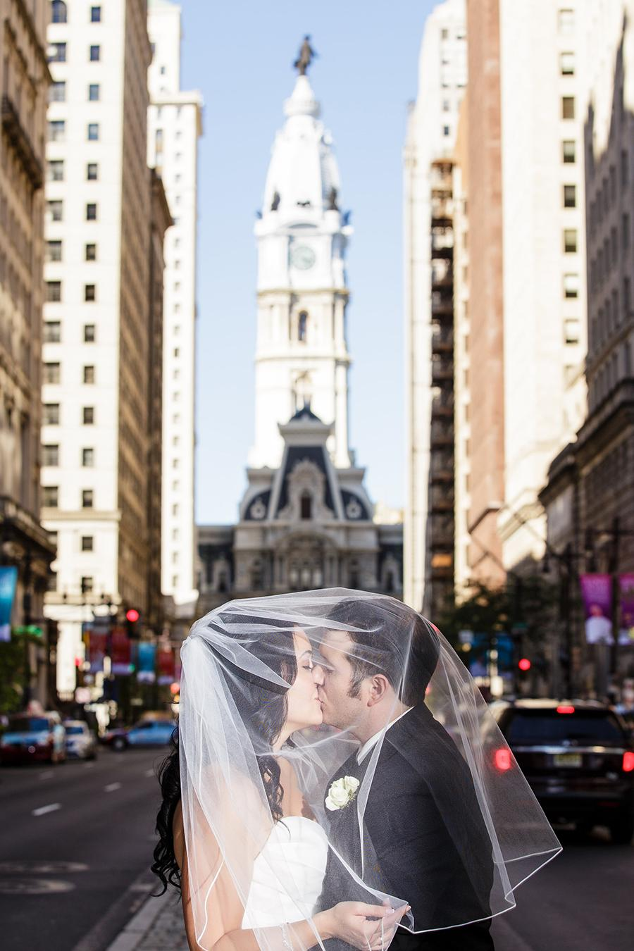 Philadelphia Wedding City Hall