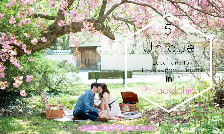 5UniqueLocationsForEngagementPhotosinPhiladelphia