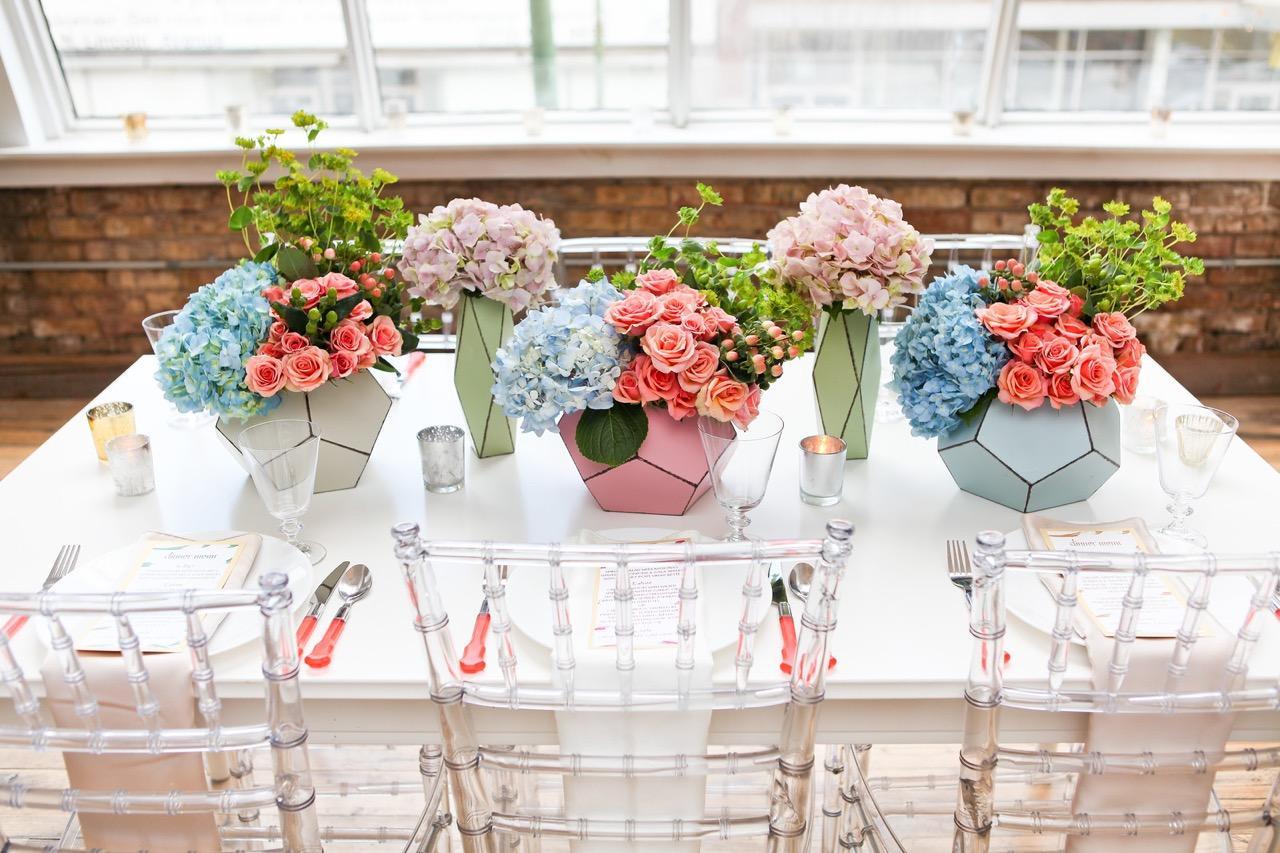 debi lilly design™ for ACME Philadelphia + 5 DIY Spring Wedding Tips Philly In Love Best of Inspiration 2016