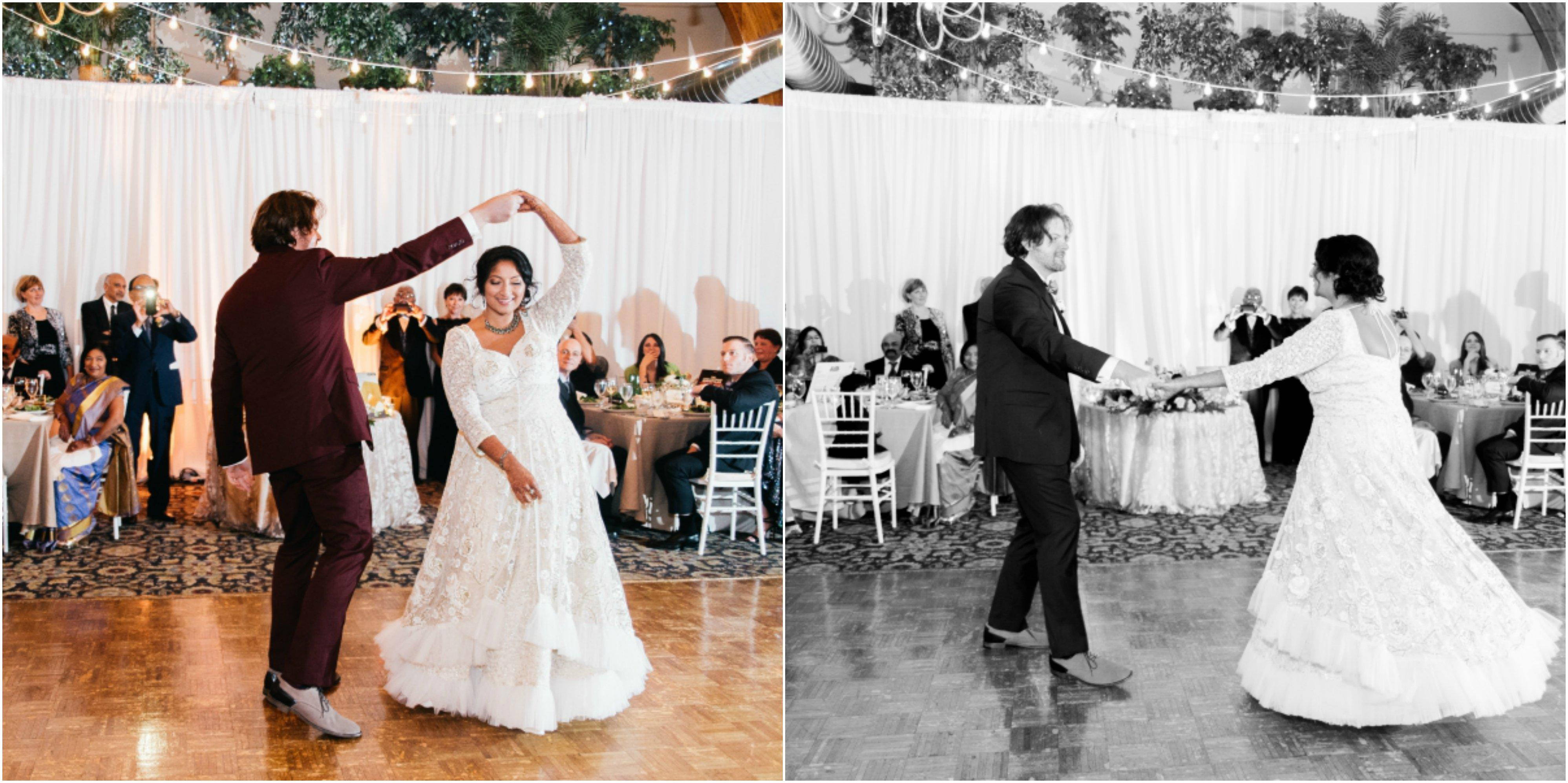 First Dance Philadelphia Wedding The Yardley Country Club Papertini Floral Event Design