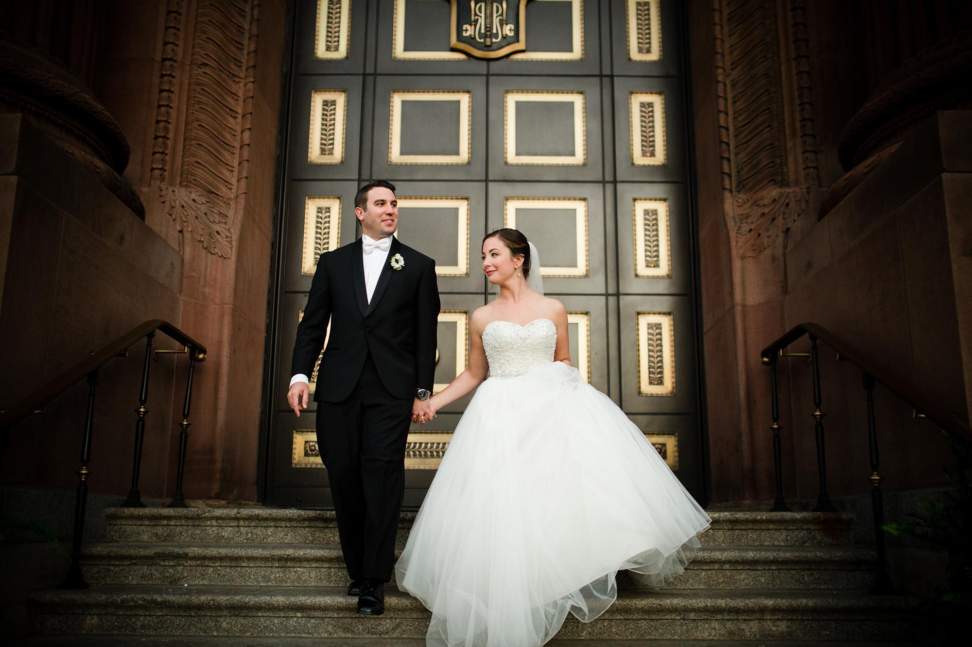 Bellevue Philadelphia Wedding Papertini Asya Photography