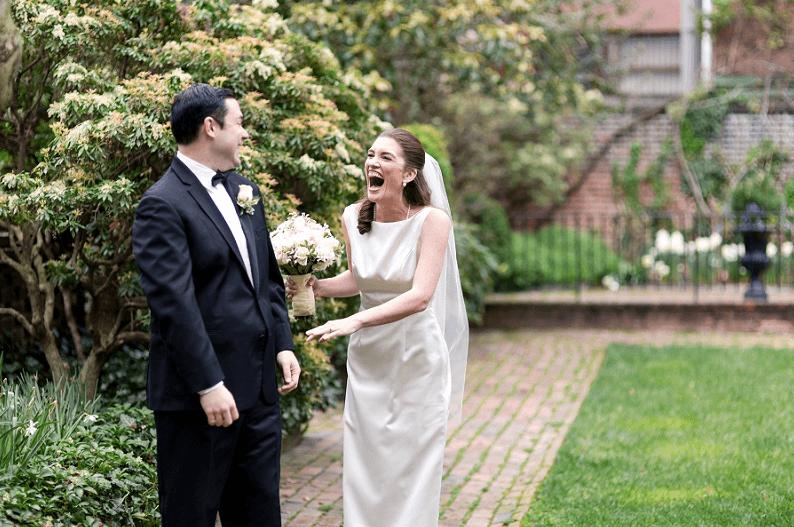 Inspiring Philadelphia Wedding Vendors Harry Merrill Son Daneene Jensen And Cricket Catering Philly In Love