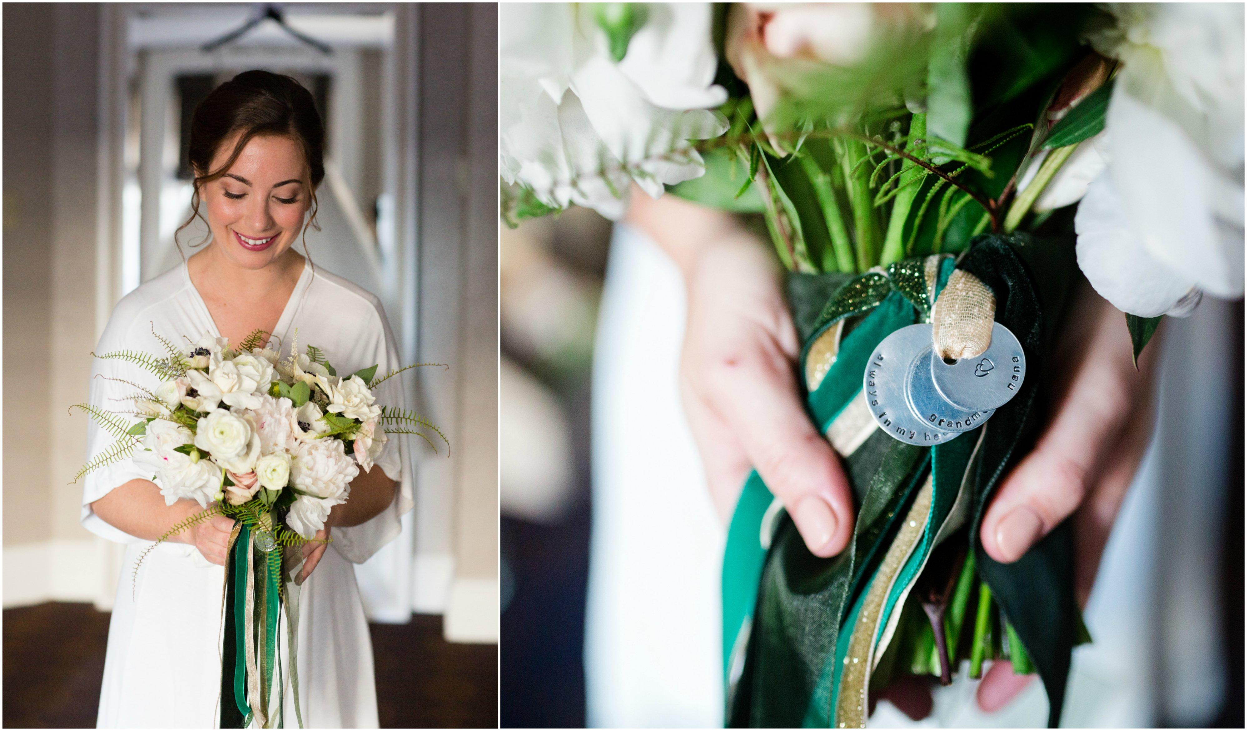 Papertini Florals Philadelphia Wedding