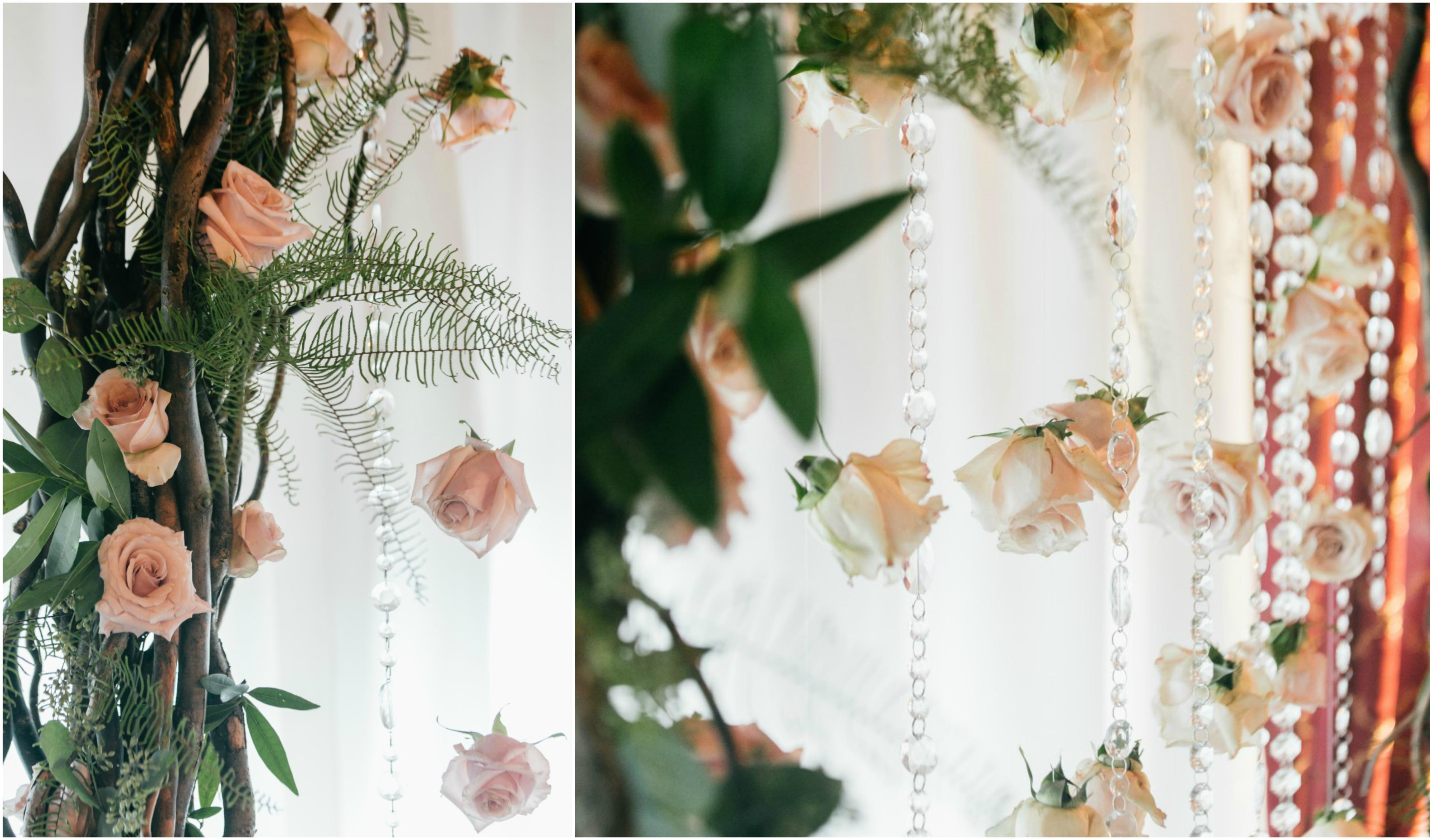 Philadelphia Wedding The Yardley Country Club Papertini Floral Event Design