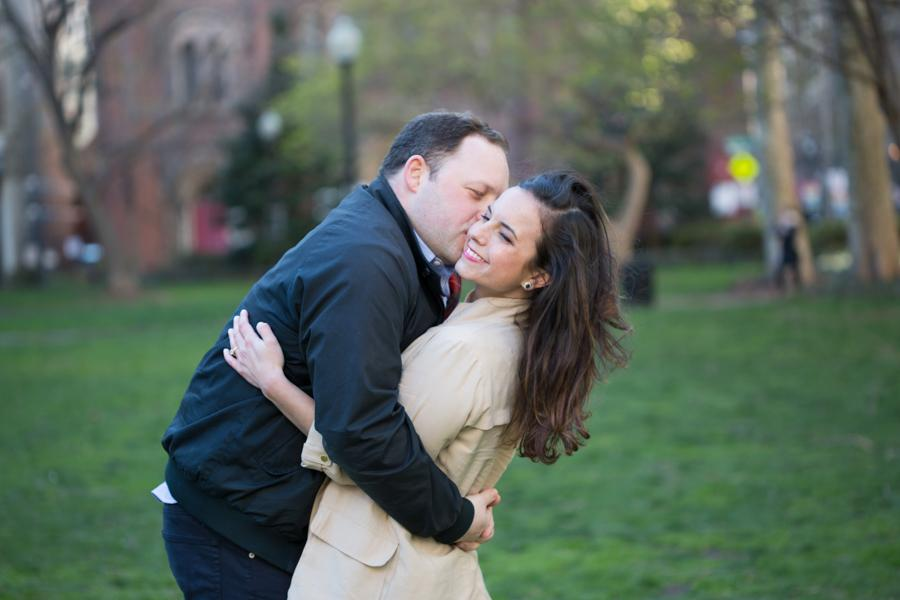 Rittenhouse Square Engagement MSP-13