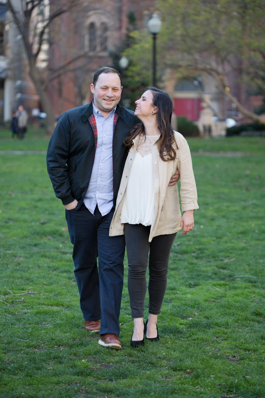 Rittenhouse Square Engagement MSP-27