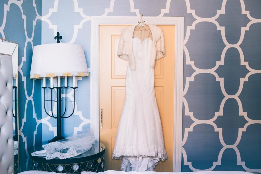 Philadelphia Wedding Hotel Monaco GraceD Photography