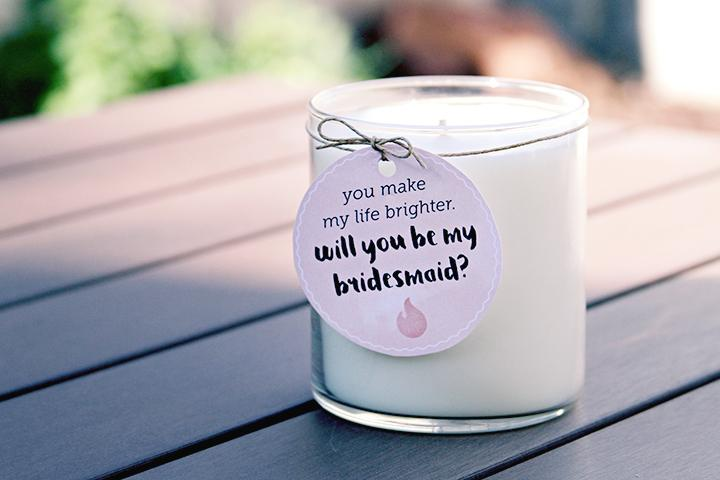 bridesmaid-candle