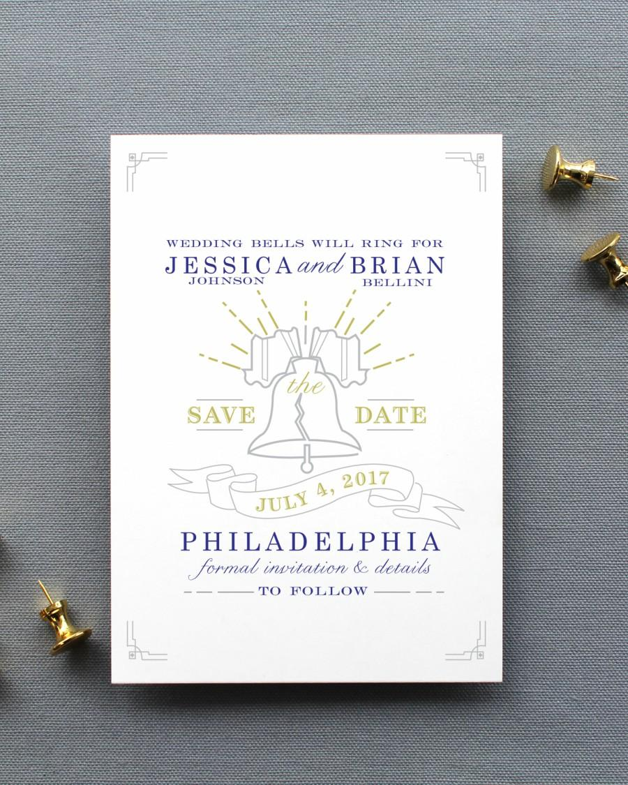 Philadelphia Themed Stationery from Fleurish, ink. Philly In Love Best of Inspiration 2016
