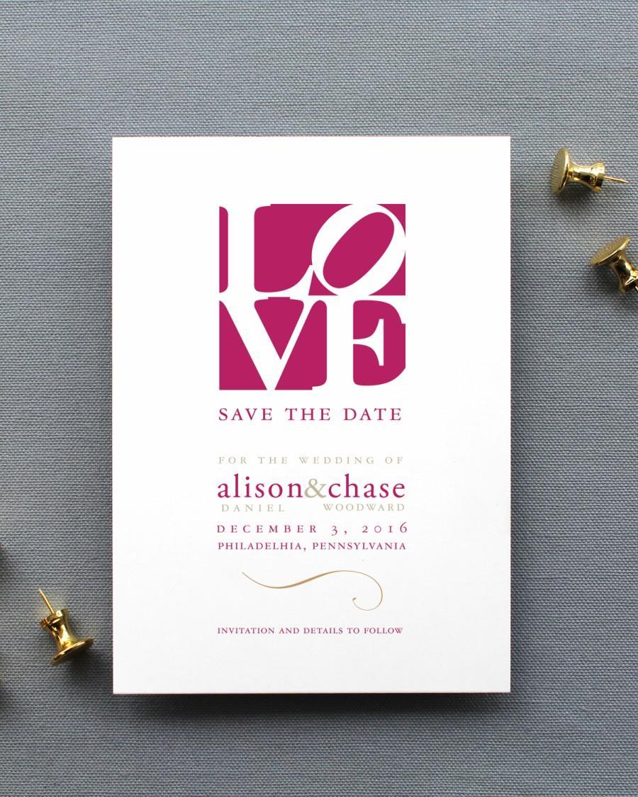 SaveDate_Philadelphia_Love_Front_Postcard