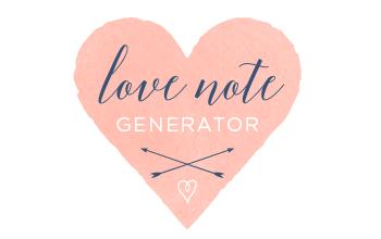 Lovenotegenerator