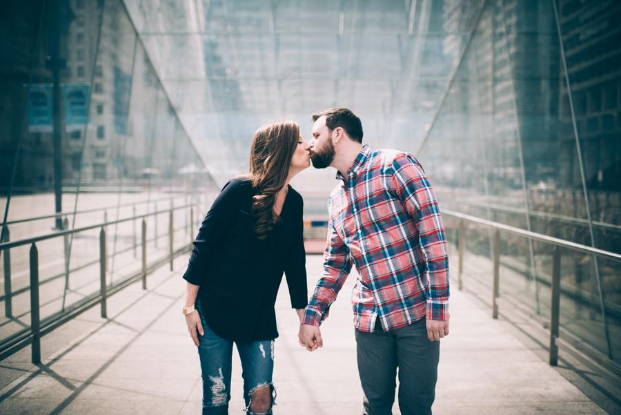 GraceD Photography Philly In Love Dilworth Park Philadelphia Engagement