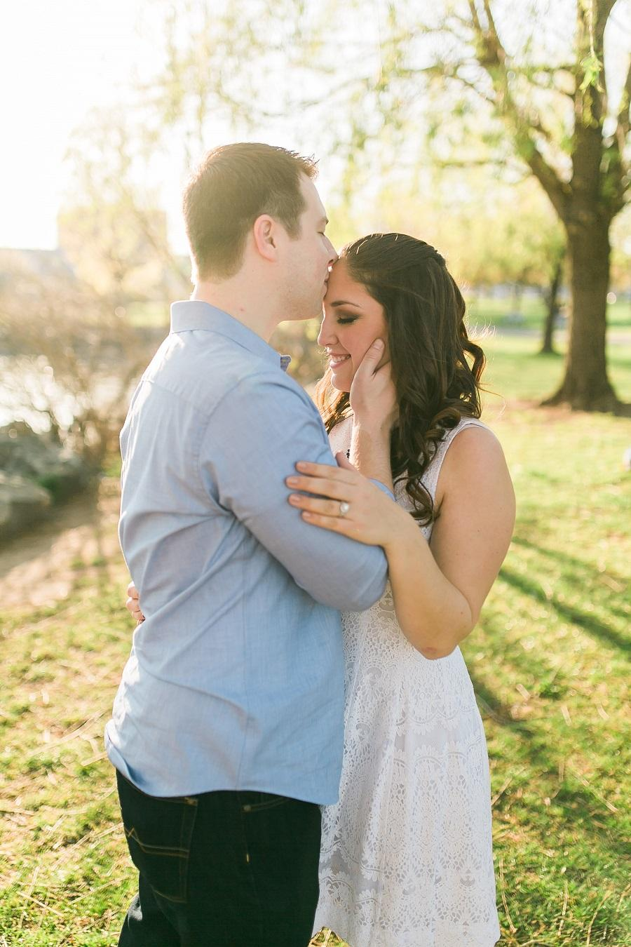 Magdalena Kernan MK Captures Philly In Love Fishtown Engagement Session