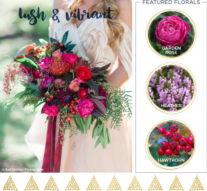 33 fall flowers for your wedding philly in love fall wedding bouquet lush and vibrant junglespirit Image collections