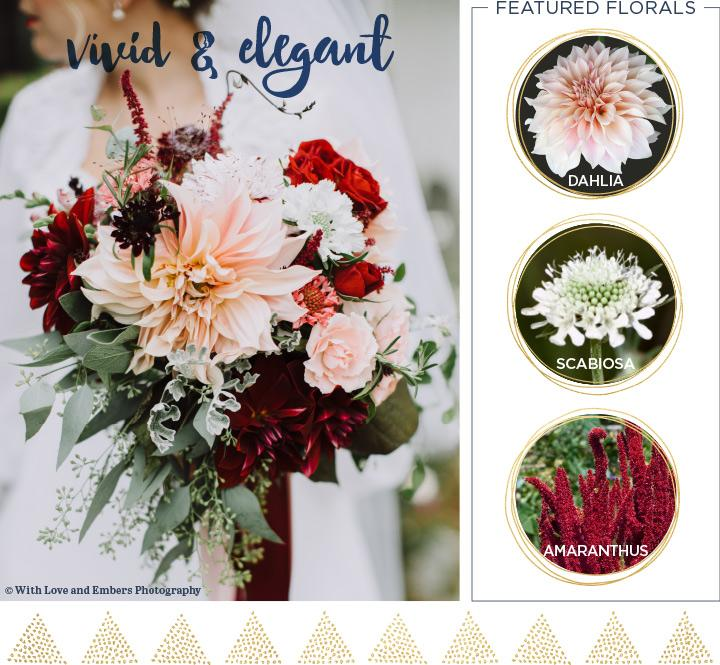 33 Fall Flowers For Your Wedding | Philly In Love