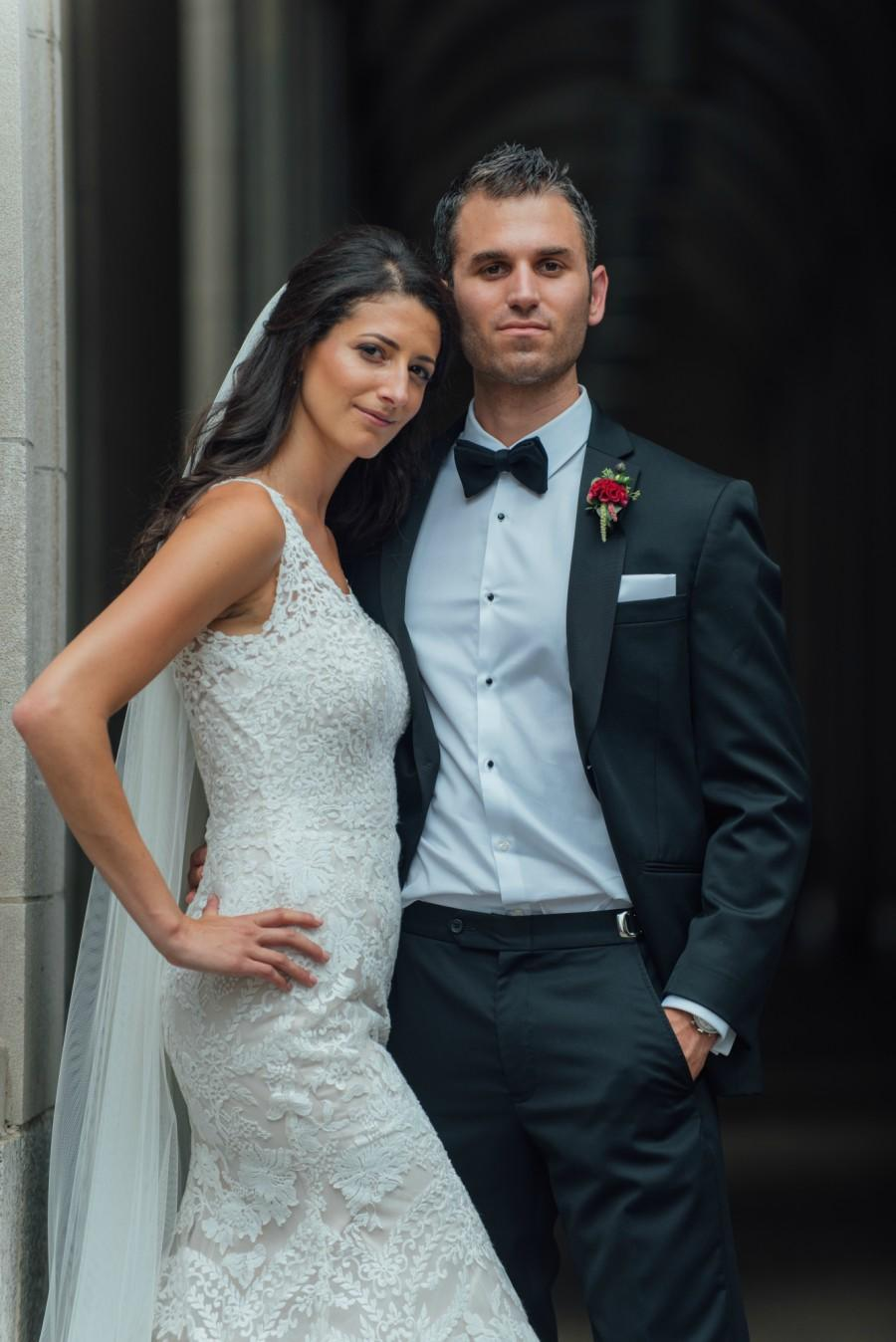 Enchanting Great Gatsby Wedding at the Union Trust | Philly In Love