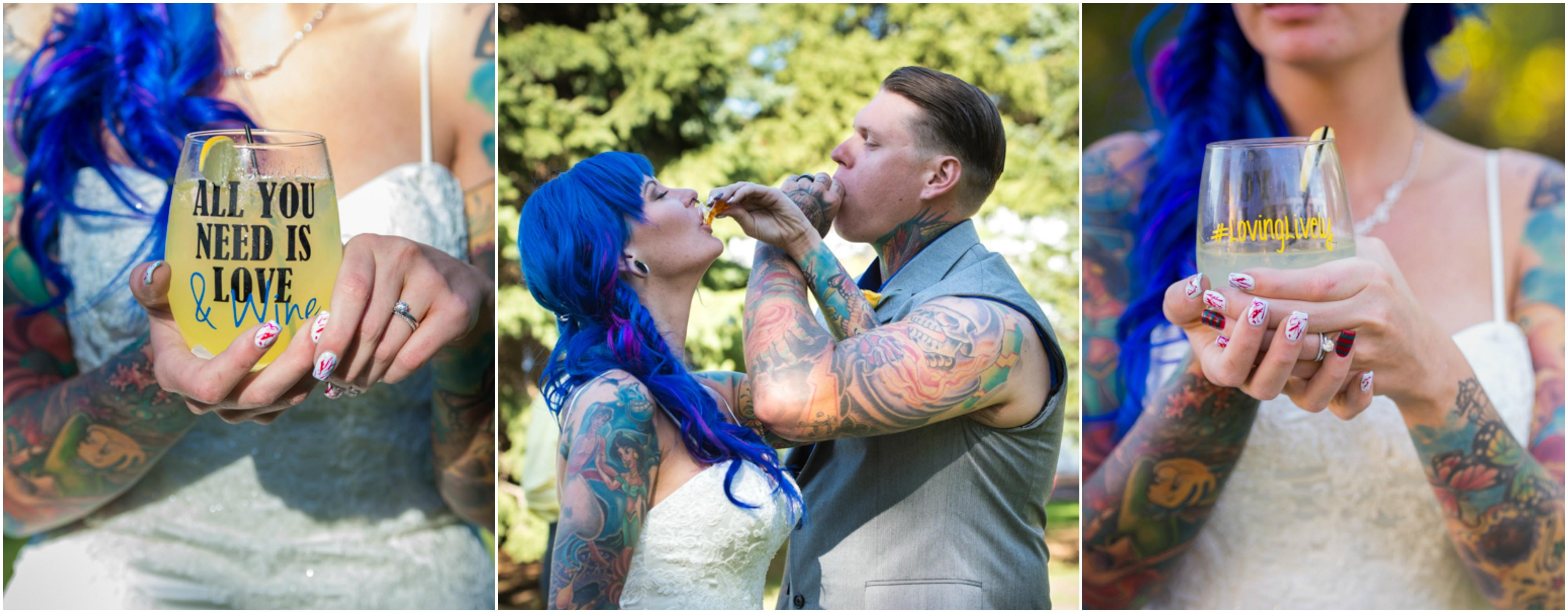 Bee Dee Blue Photography Philadelphia Wedding Photographer Philly In Love Halloween Wedding3