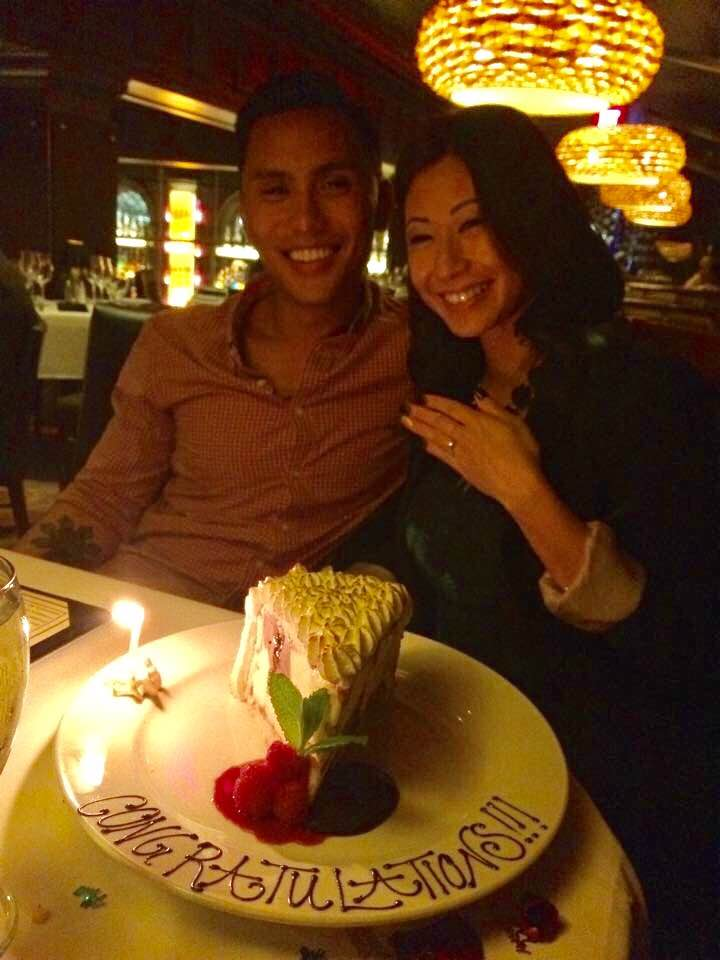 Real Proposal at Ocean Prime Philadelphia Engagement