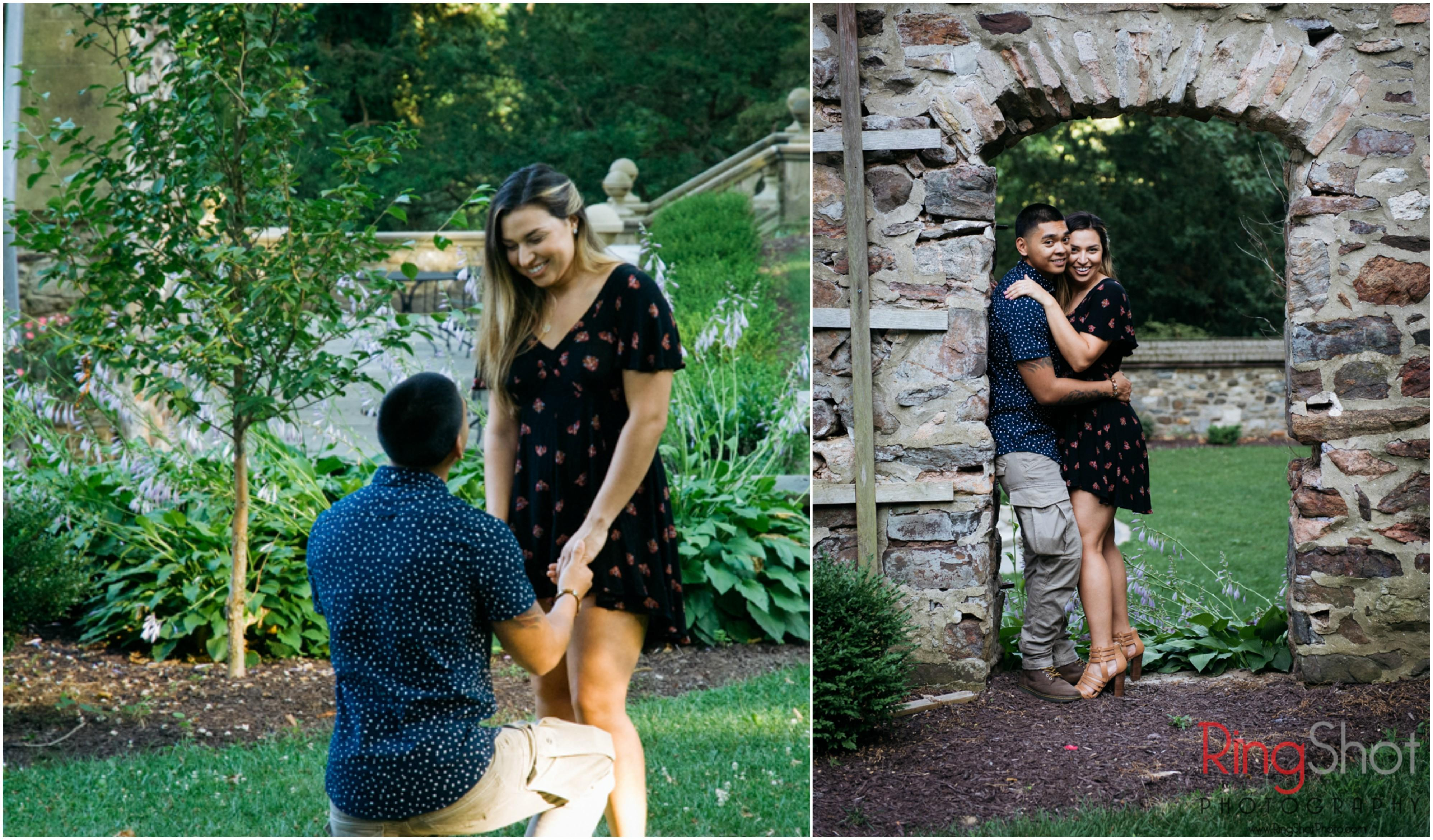 Philadelphia Proposal Locations RingShot Photography Philly In Love Philadelphia Weddings 2