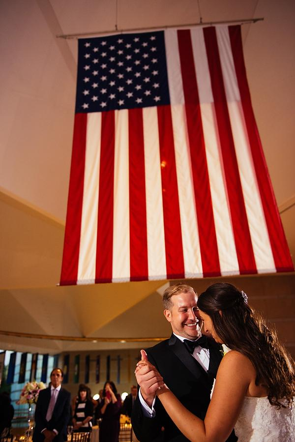 Charming Wedding at The National Constitution Center by S. Kuzma Photography Philly In Love Philadelphia Weddings
