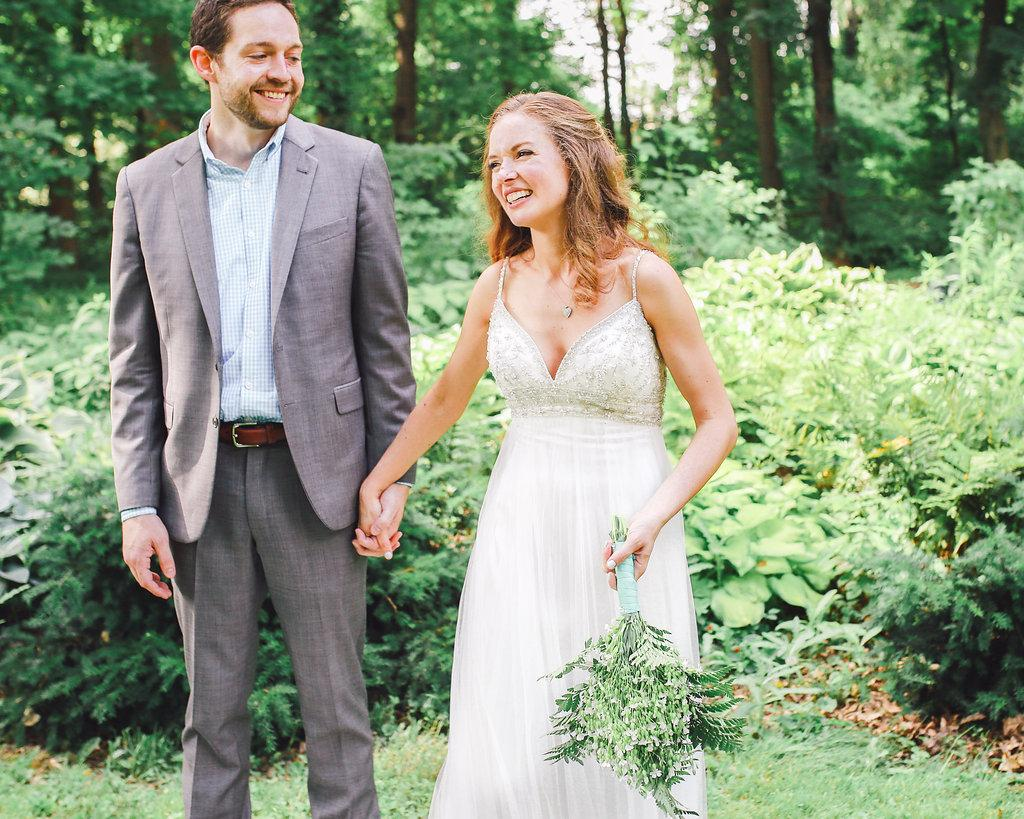 Whimsical Garden Wedding at Awbury Arboretum by Alison Leigh Photographyy Philadelphia Photography Philly In Love Philadelphia Weddings