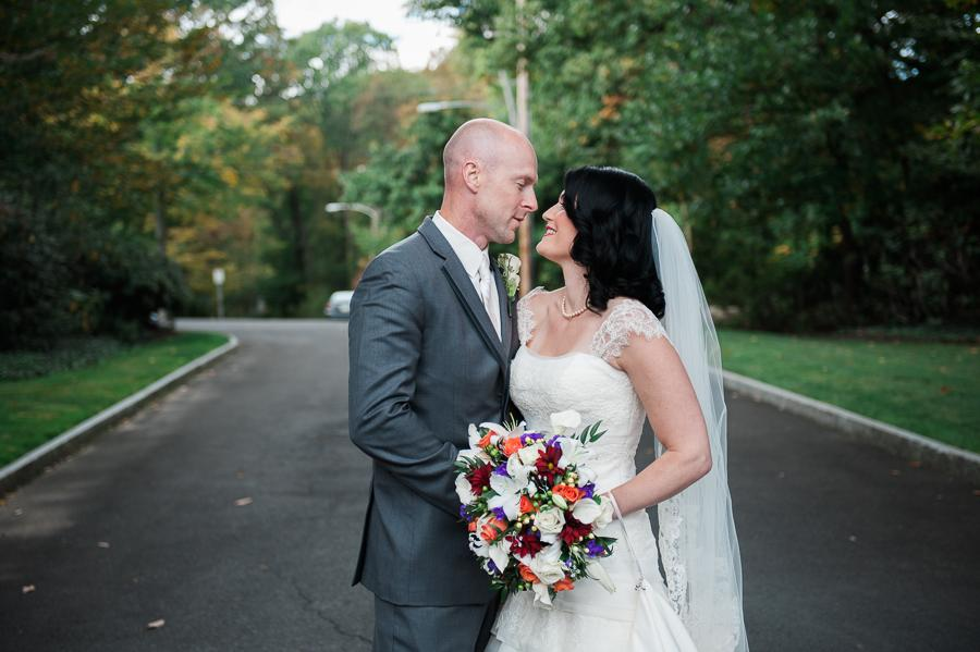 Pumpkin Brimming Wedding at Huntingdon Valley Country Club by MLE Pictures