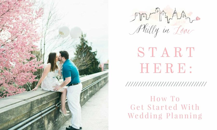 Start Here: How To Get Started With Wedding Planning