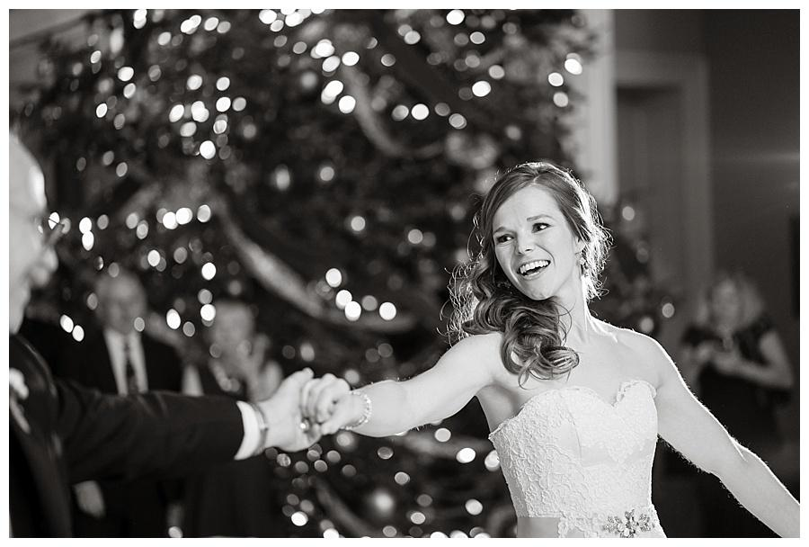 Winter Wedding at The Racquet Club of Philadelphia by Sweetwater Portraits Philadelphia Wedding