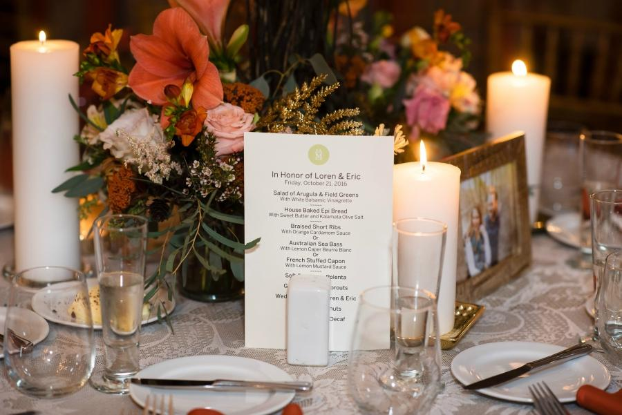 Rustic Fall Wedding at The Lake House Inn Philly In Love Philadelphia Weddings