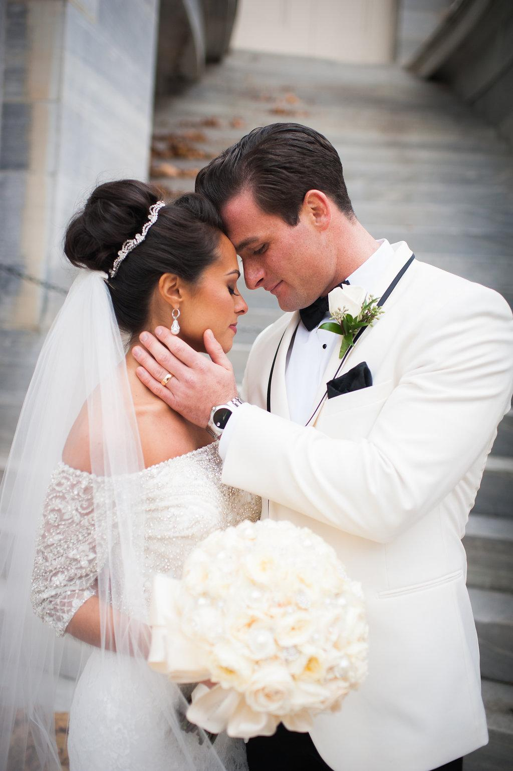Elegant Wedding at the Union Trust Jenny Casto Photography Philly In Love Philadelphia Weddings