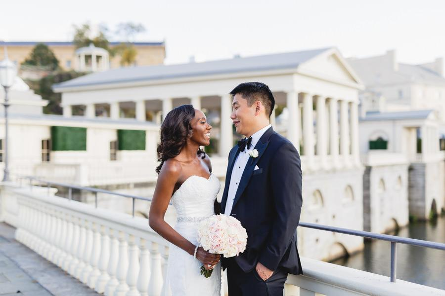Elegant Wedding at The Fairmount Water Works by Bartlett Pair Photography