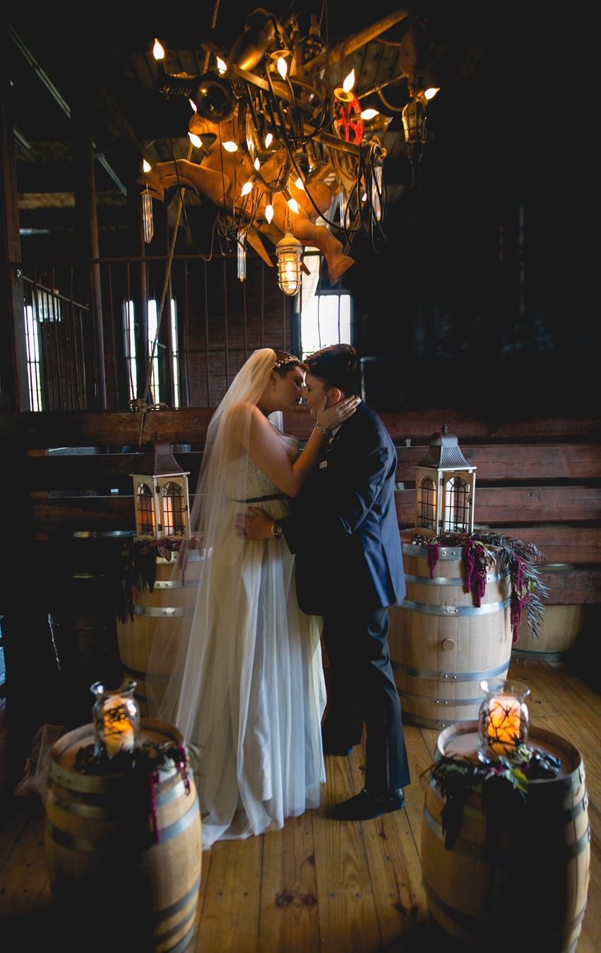 LGBTQ Wedding at New Liberty Distillery Philly In Love Philadelphia Wedding