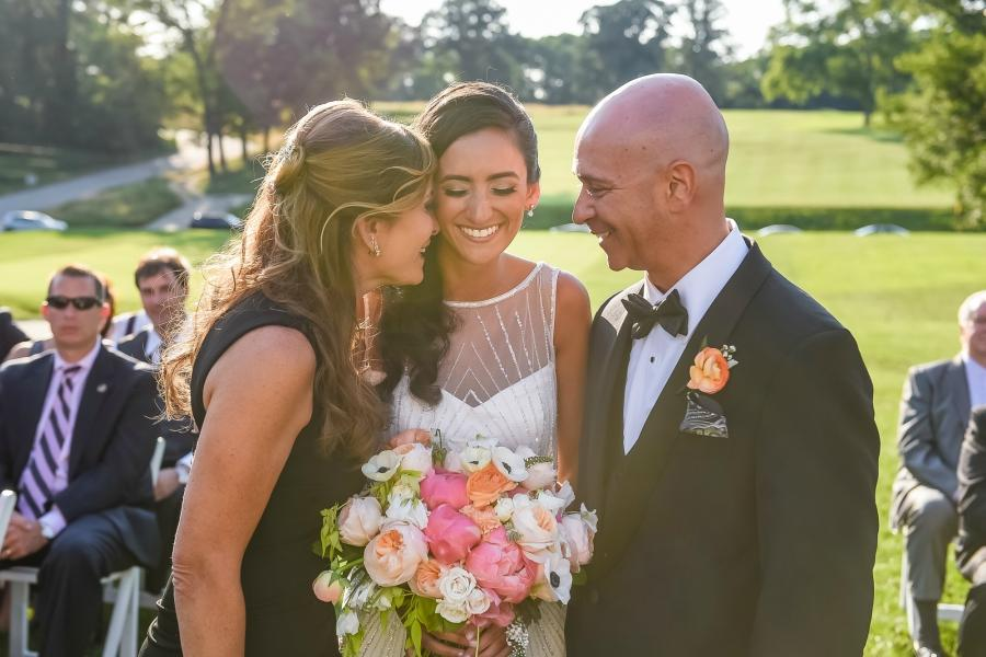 Romantic Wedding at The Philadelphia Cricket Club by La Petite Fleur Philly In Love Philadelphia Weddings