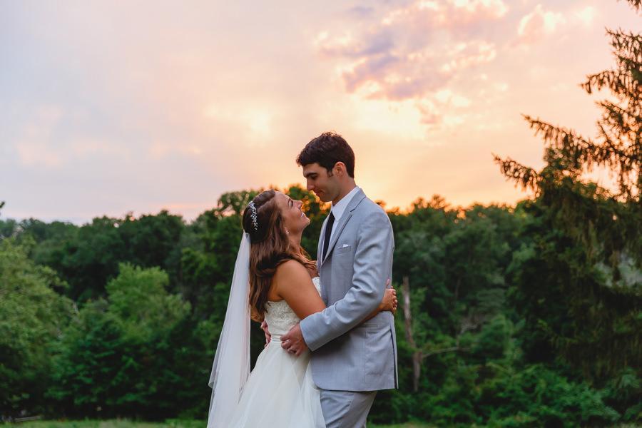 Garden Party Wedding at John James Audobon Center by Bartlett Pair Photography Philly In Love Philadelphia Weddings