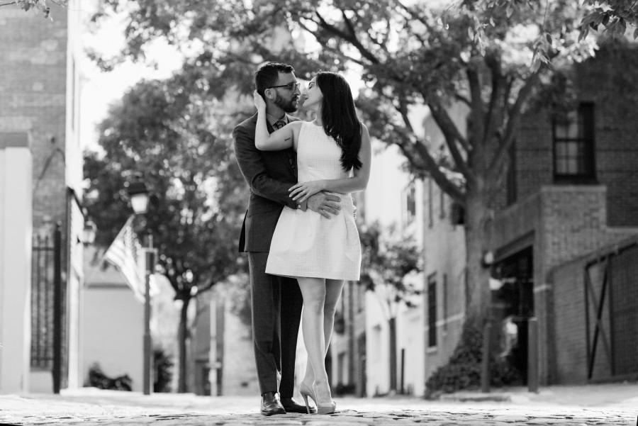 Masterchef Winner Finds Love in the Kitchen by Black, White and Raw Photography Philadelphia Photographer Philly In Love Philadelphia Weddings