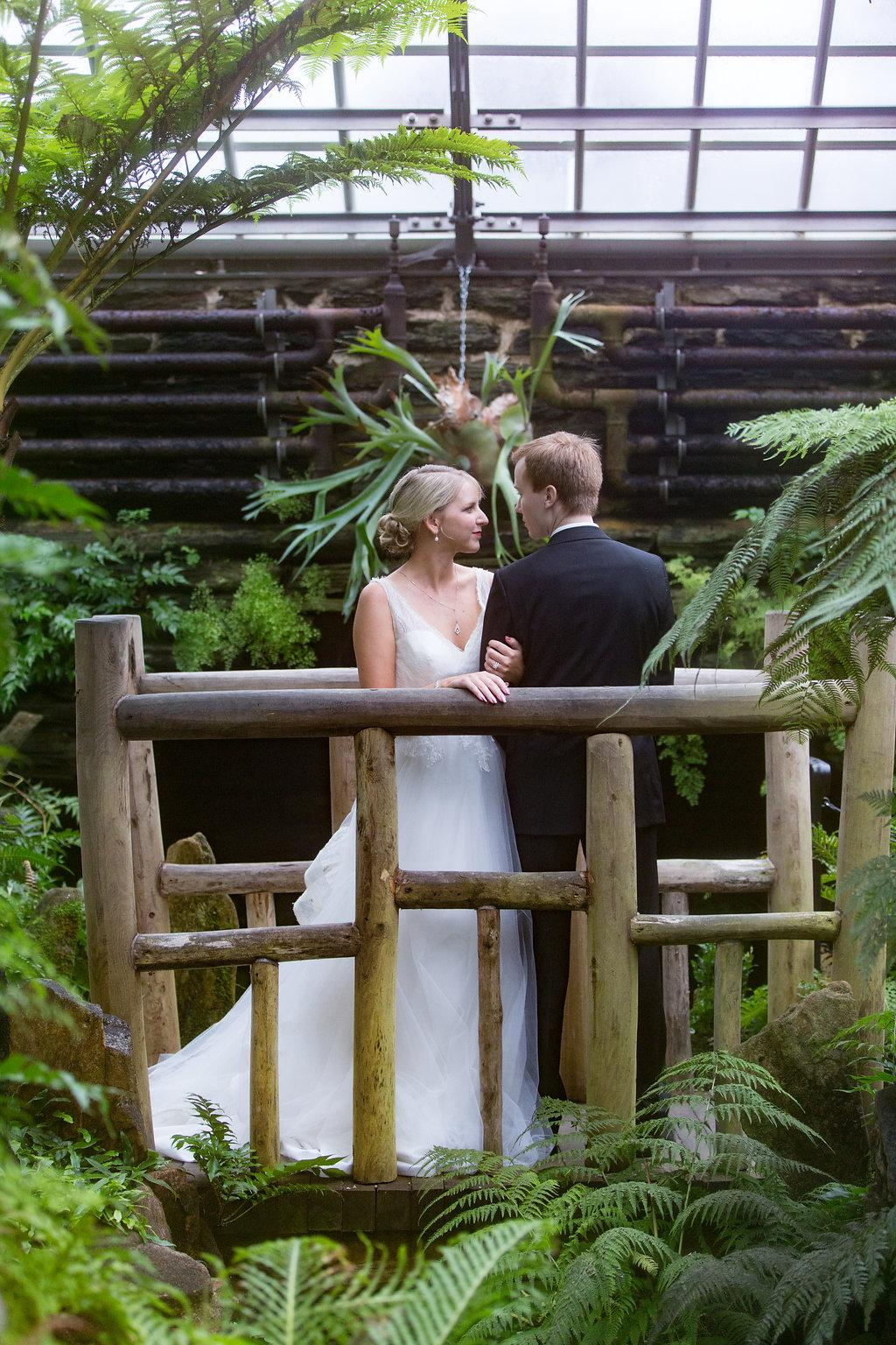 Elegant Styled Shoot at the Morris Arboretum by Monique Cara Photography Phily In Love Philadelphia Weddings