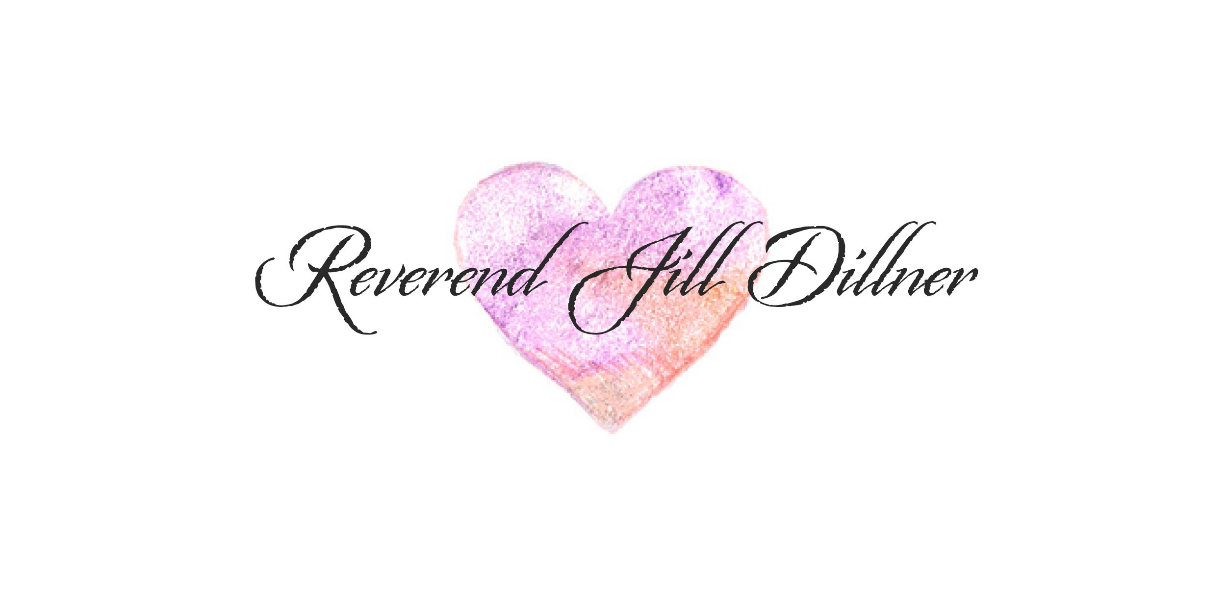 Reverend Jill Dillner Philly In Love Philadelphia Weddings